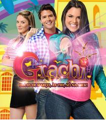 Grachi (1ª Temporada) - Poster / Capa / Cartaz - Oficial 5
