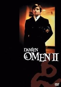 Damien - A Profecia 2 - Poster / Capa / Cartaz - Oficial 2