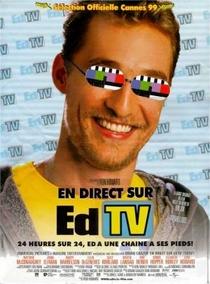 Ed TV - Poster / Capa / Cartaz - Oficial 4