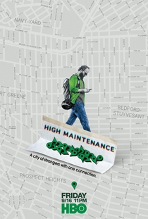 High Maintenance (1ª Temporada) - Poster / Capa / Cartaz - Oficial 1