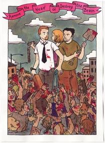 Todo Mundo Quase Morto - Poster / Capa / Cartaz - Oficial 15