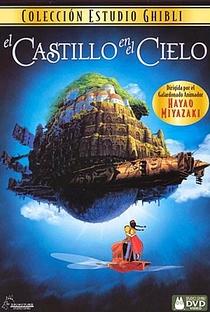O Castelo no Céu - Poster / Capa / Cartaz - Oficial 18