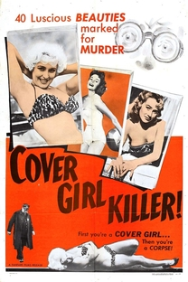 Cover Girl Killer - Poster / Capa / Cartaz - Oficial 1