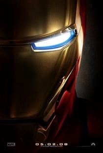 Homem de Ferro - Poster / Capa / Cartaz - Oficial 2
