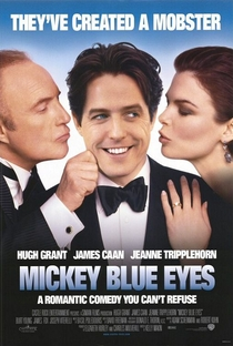 Mickey Olhos Azuis - Poster / Capa / Cartaz - Oficial 1