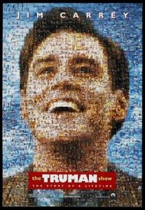 O Show de Truman - Poster / Capa / Cartaz - Oficial 1