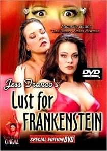 Lust for Frankenstein  - Poster / Capa / Cartaz - Oficial 1