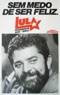 Lula 1989 - Poster / Capa / Cartaz - Oficial 1