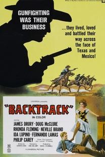 Backtrack! - Poster / Capa / Cartaz - Oficial 1