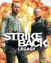 Strike Back (5ª Temporada) - Poster / Capa / Cartaz - Oficial 2