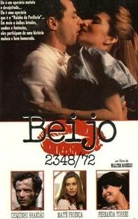 Beijo 2348/72 - Poster / Capa / Cartaz - Oficial 1