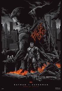 Batman vs Superman - A Origem da Justiça - Poster / Capa / Cartaz - Oficial 7