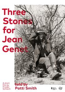 Three Stones for Jean Genet  - Poster / Capa / Cartaz - Oficial 1