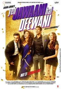 Yeh Jawaani Hai Deewani - Poster / Capa / Cartaz - Oficial 1