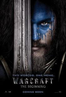 Warcraft: O Primeiro Encontro de Dois Mundos - Poster / Capa / Cartaz - Oficial 12