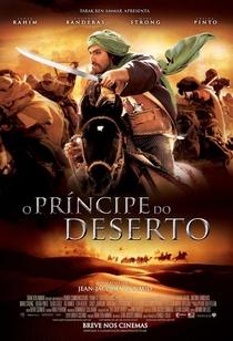 O Príncipe do Deserto - Poster / Capa / Cartaz - Oficial 4