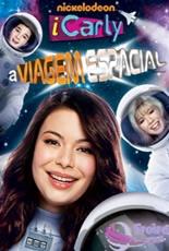 iCarly - A Viagem Espacial - Poster / Capa / Cartaz - Oficial 1