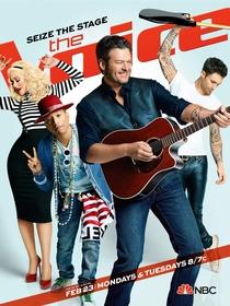 The Voice (8ª Temporada) - Poster / Capa / Cartaz - Oficial 2