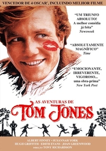 As Aventuras de Tom Jones - Poster / Capa / Cartaz - Oficial 6
