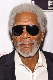 Morgan Freeman - Poster / Capa / Cartaz - Oficial 2