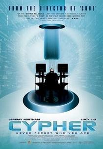 Cypher - Poster / Capa / Cartaz - Oficial 3