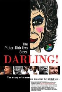 Darling! The Pieter-Dirk Uys Story  - Poster / Capa / Cartaz - Oficial 1