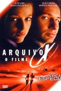 Arquivo X: O Filme - Poster / Capa / Cartaz - Oficial 4