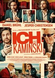 Kaminski e Eu - Poster / Capa / Cartaz - Oficial 1