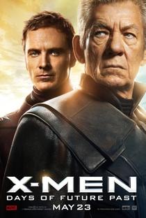 X-Men: Dias de um Futuro Esquecido - Poster / Capa / Cartaz - Oficial 8