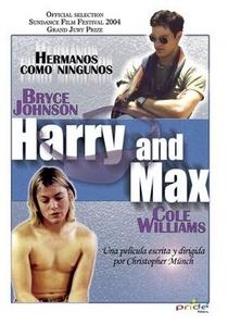 Harry + Max - Poster / Capa / Cartaz - Oficial 4