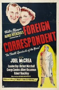 Correspondente Estrangeiro - Poster / Capa / Cartaz - Oficial 4