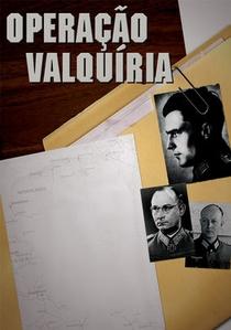 Operação Valquíria - Poster / Capa / Cartaz - Oficial 1