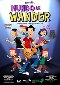 Mundo de Wander - Poster / Capa / Cartaz - Oficial 1