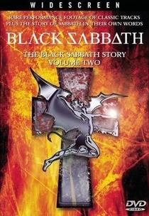 The Black Sabbath Story, Vol. 2  - Poster / Capa / Cartaz - Oficial 1