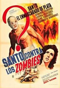 Santo Contra os Zumbis - Poster / Capa / Cartaz - Oficial 1