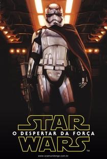 Star Wars, Episódio VII: O Despertar da Força - Poster / Capa / Cartaz - Oficial 38