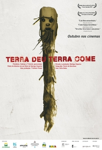 Terra Deu, Terra Come - Poster / Capa / Cartaz - Oficial 1