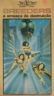 Breeders - A Ameaça de Destruição - Poster / Capa / Cartaz - Oficial 2