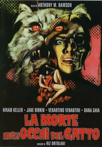 Sete Mortes nos Olhos de um Gato - Poster / Capa / Cartaz - Oficial 1