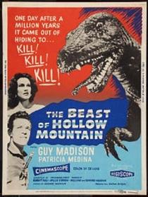 A Besta da Montanha - Poster / Capa / Cartaz - Oficial 1