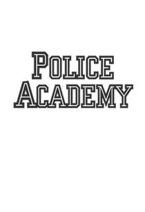 Loucadêmia de Polícia (Reboot) - Poster / Capa / Cartaz - Oficial 1