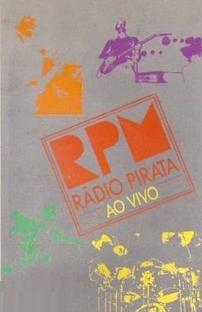RPM - Rádio Pirata O Show - Poster / Capa / Cartaz - Oficial 4
