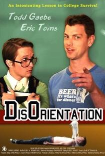 DisOrientation - Poster / Capa / Cartaz - Oficial 1