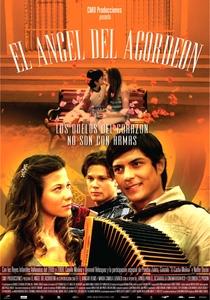 O Anjo do Acordeão - Poster / Capa / Cartaz - Oficial 1