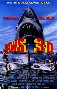 Tubarão 3 - Poster / Capa / Cartaz - Oficial 3