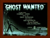 Ghost Wanted - Poster / Capa / Cartaz - Oficial 1