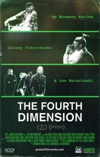 The Fourth Dimension - Poster / Capa / Cartaz - Oficial 1