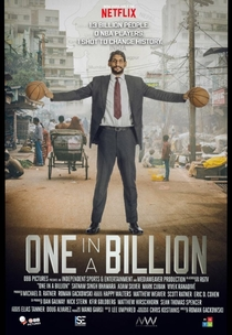 One in a billion - Poster / Capa / Cartaz - Oficial 1