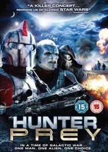 Hunter Prey - Poster / Capa / Cartaz - Oficial 4