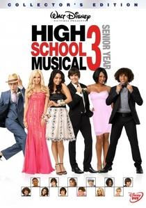 High School Musical 3: Ano da Formatura - Poster / Capa / Cartaz - Oficial 4
